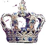 Reconstitution de la couronne de Charles X