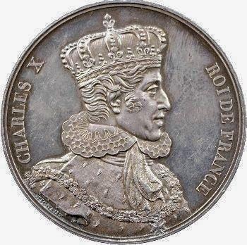 Sa Majesté Très Chrétienne le Roi Charles X