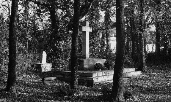 La Croix des Mathes - avant les aménagements