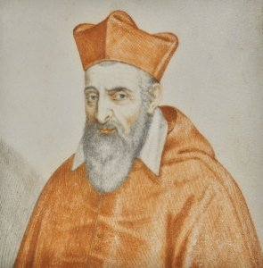 François cardinal de Joyeuse par Thierry Bellangé