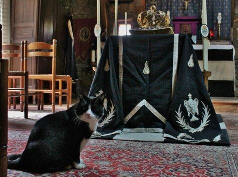 Lully veille à l'exacte préparation de la cérémonie