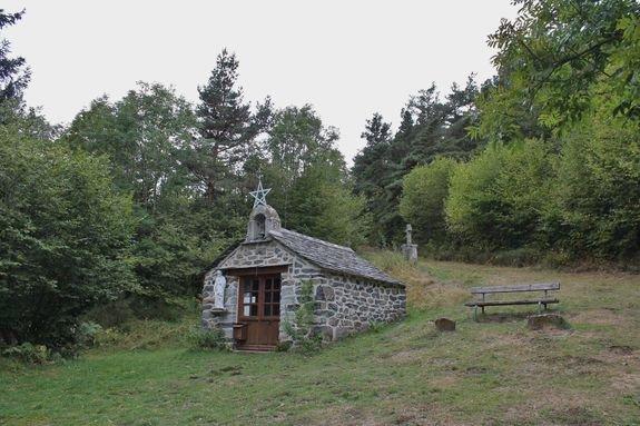Montusclat, chapelle Saint-Joseph sur la montagne de l'étoile