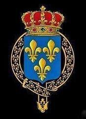 Armes de France pour le deuil