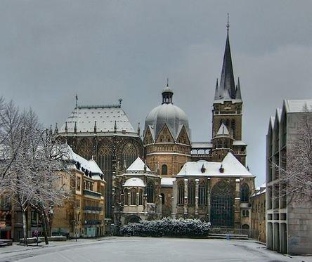 Aix-la-Chapelle, cathédrale