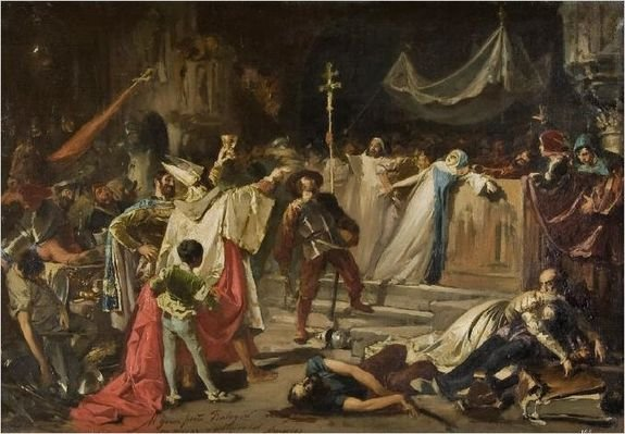le sac de Rome en 1527