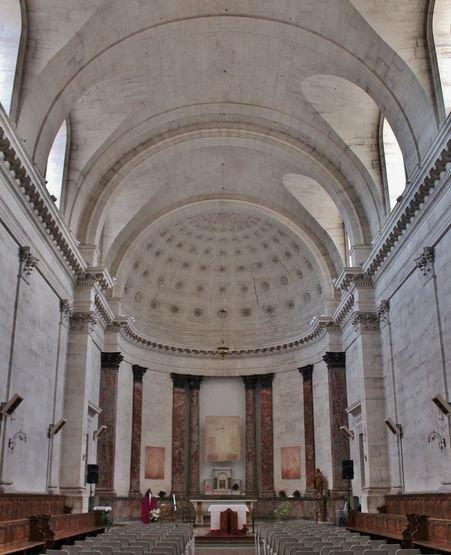 Viviers séminaire grande chapelle