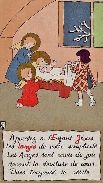Leçons de l'Enfant Jésus 4