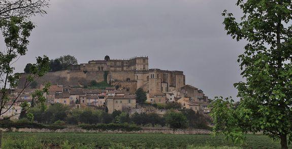 """Grignan - """"le royal château d'Apollidon"""""""