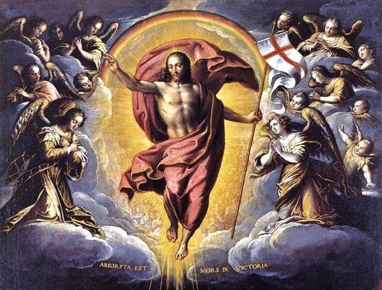 Passignano le Christ ressuscité