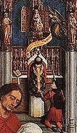 R. van der Weyden retable des sept sacrements détail - Copie