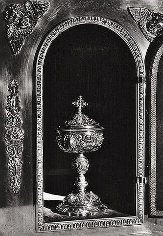 Ciboire du Saint Curé d'Ars