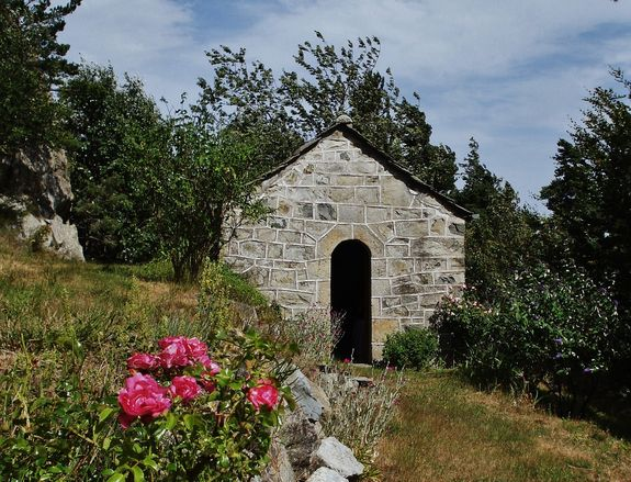 L'oratoire de l'abbé Blachère