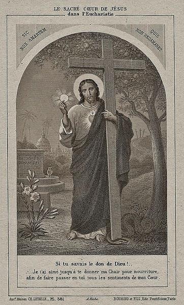 le Sacré-Coeur et l'Eucharistie