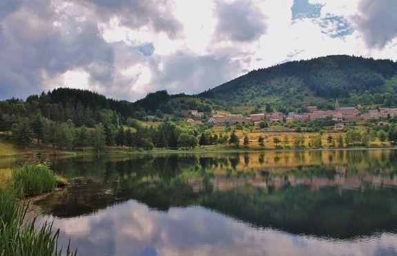 Saint-Martial et son lac - 30 juin 2016