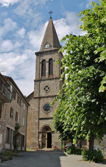 Saint-Martial l'église - 30 juin 2016