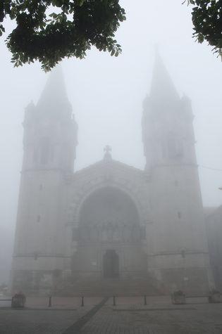 Basilique de La Louvesc 12 juillet 2016