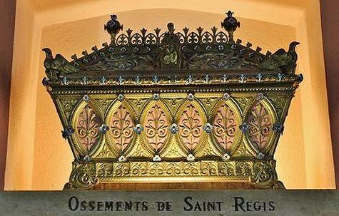 Châsse de Saint Jean-François Régis