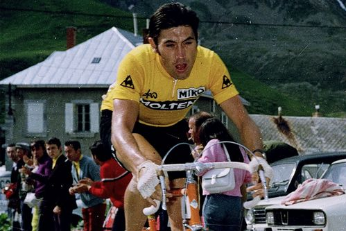 Eddy Merckx tour de France 1969