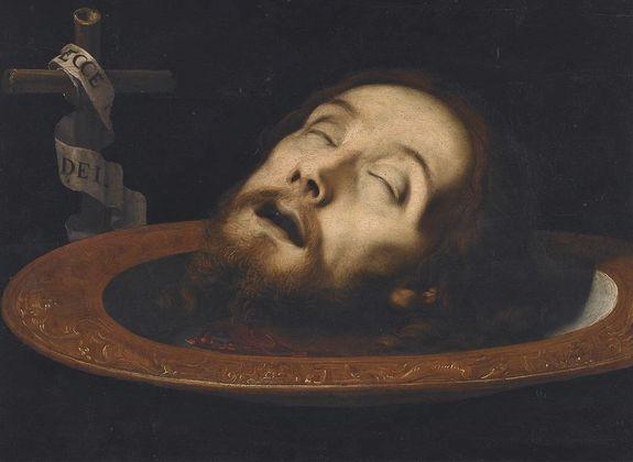 Chef du Baptiste - Daniele Crespi 1598-1630