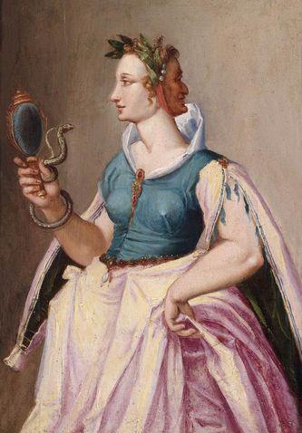 Allegorie de la vanité - Peter Candid