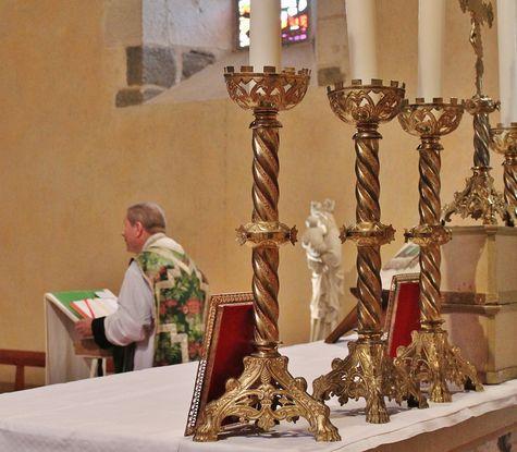Dernière homélie dominicale de l'abbé Vannier
