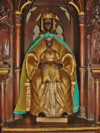 Vierge Noire de Ceyssac