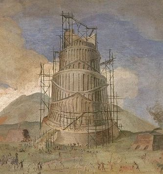 Babel détail Mattia Bortoloni