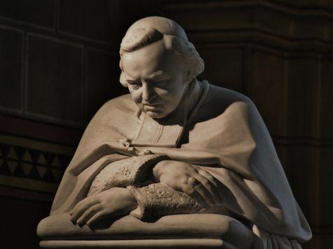 Monseigneur Bonnet évêque de Viviers