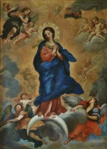 L'Immaculée Conception - Monastère de la Visitation rue de Vaugirard à Paris