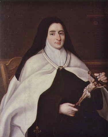 Vénérable Thérèse de Saint-Augustin