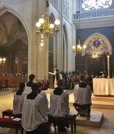 Rd Père Thomas 21 janvier 2017 - St-Germain l'Auxerrois