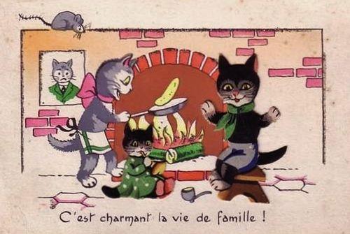 Des crêpes et des chats 3