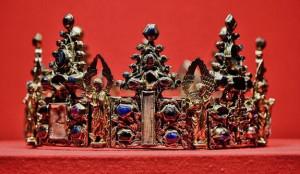couronne reliquaire de St Louis