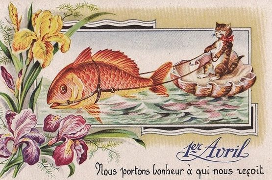 Poisson d'avril 1