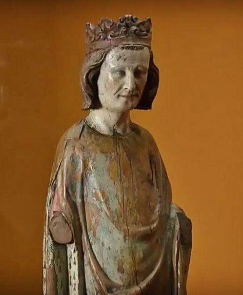 Statue de Saint Louis