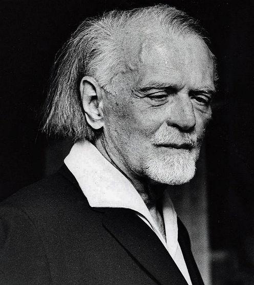 Zoltán Kodály à la fin de sa vie