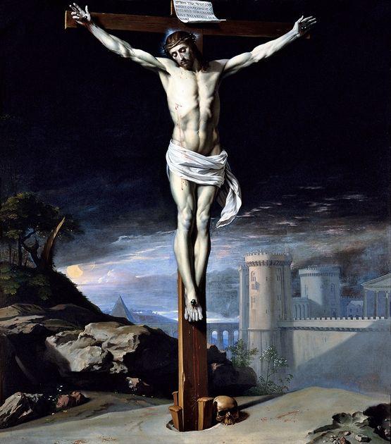 P. de Champaigne - Crucifixion
