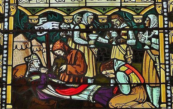 Fresneau mort d'Adhémar de Monteil