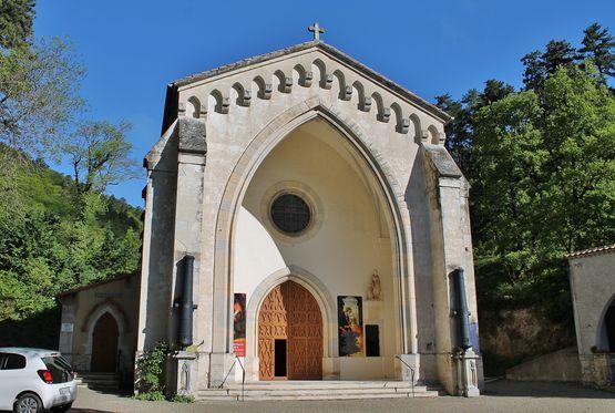 Fresneau le sanctuaire du XIXe siècle