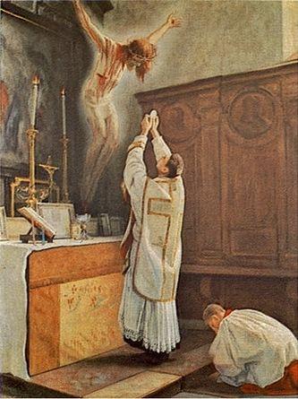 La sainte messe catholique - Mysterium Fidei