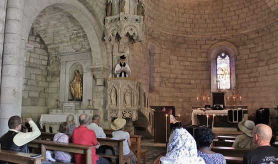 Sermon 14 juillet 1