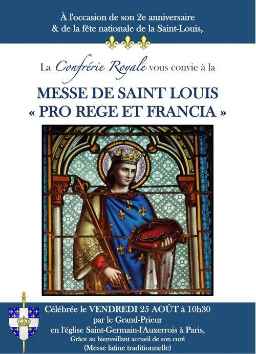 25 août 2017 Saint Germain l'Auxerrois