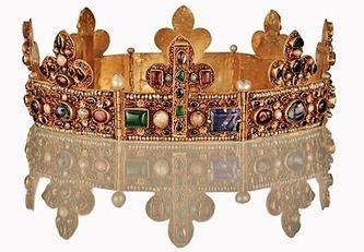 couronne reliquaire des saintes épines - cathédrale de Namur
