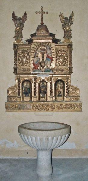 Fonts baptismaux de saint François de Sales