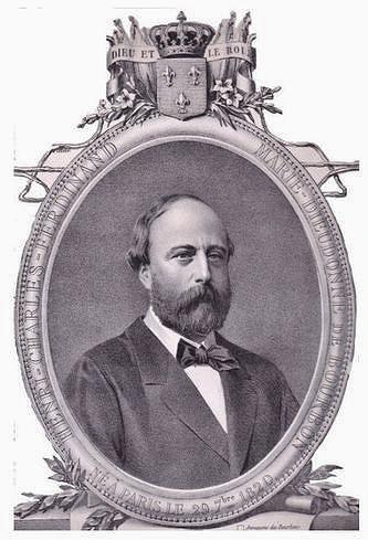 Henri V comte de Chambord
