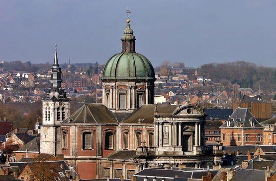 Namur - cathédrale Saint-Aubin