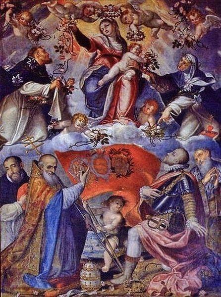 Lépante Grazio Cossali (1563-1629)