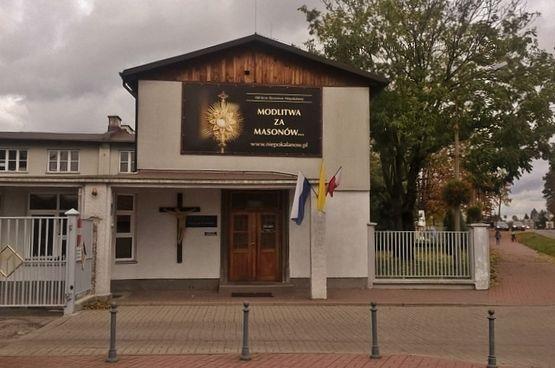 Niepokalanow - prière pour les francs-maçons