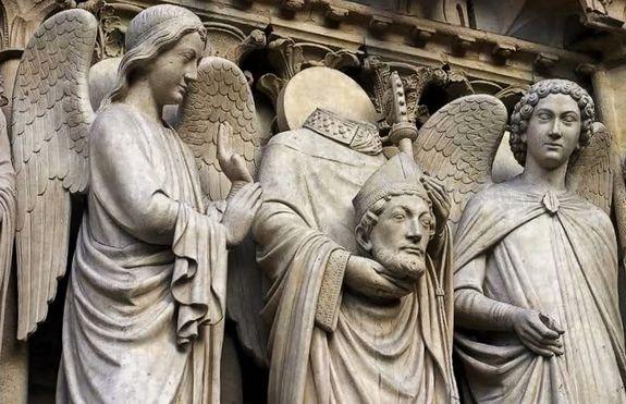 Saint Denis - Cathédrale Notre-Dame de Paris