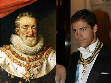 Henri IV & Louis XX